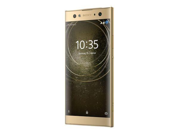 Sony XPERIA XA2 Ultra - H3223 - gold - 4G LTE - 32 GB - GSM - smartphoneSony XPERIA XA2 Ultra - H3223 - gold - 4G LTE - 32 GB - GSM - smartphone, , hi-res