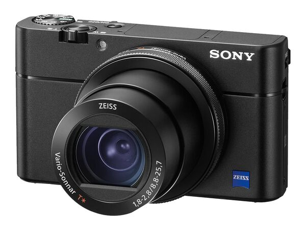 Sony Cyber-shot DSC-RX100 V - digital camera - Carl ZeissSony Cyber-shot DSC-RX100 V - digital camera - Carl Zeiss, , hi-res