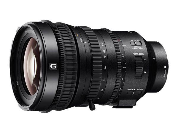 Sony SELP18110G - zoom lens - 18 mm - 110 mmSony SELP18110G - zoom lens - 18 mm - 110 mm, , hi-res