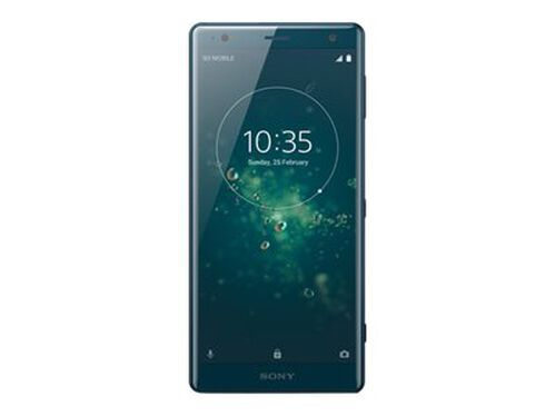 Sony XPERIA XZ2 - deep green - 4G LTE - 64 GB - GSM - smartphone, , hi-res