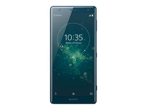 Sony XPERIA XZ2 - deep green - 4G - 64 GB - GSM - smartphone, , hi-res
