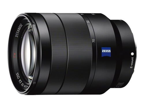 Sony SEL2470Z - zoom lens - 24 mm - 70 mm, , hi-res
