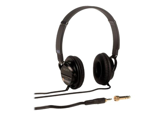 Sony MDR-7502 - headphones, , hi-res