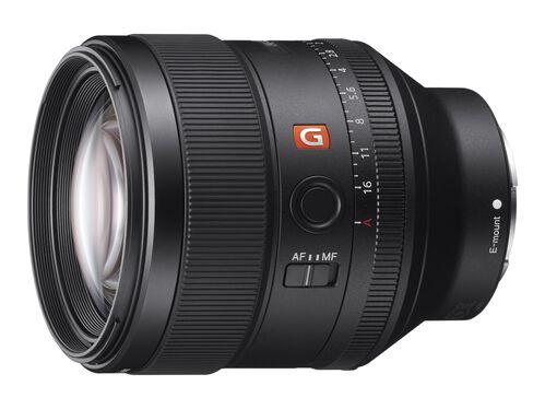 Sony SEL85F14GM - lens - 85 mm, , hi-res