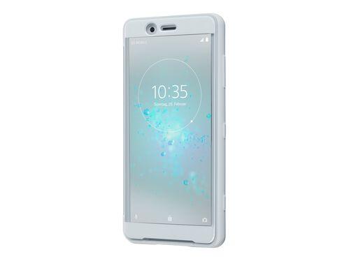 Sony XPERIA XZ2 Compact - white silver - 4G LTE - 64 GB - GSM - smartphone, , hi-res