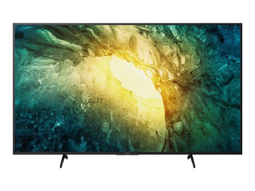 "Sony KD-75X750H BRAVIA X750H Series - 75"" Class (74.5"" viewable) LED TV - 4K, , hi-res"