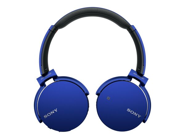 Sony MDR-XB650BT - headphones with micSony MDR-XB650BT - headphones with mic, Blue, hi-res