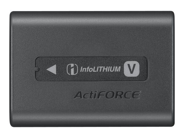 Sony InfoLithium V Series NP-FV50A batterySony InfoLithium V Series NP-FV50A battery, , hi-res