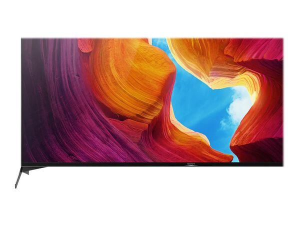 "Sony XBR-85X950H BRAVIA XBR X950H Series - 85"" Class (84.6"" viewable) LED-backlit LCD TV - 4KSony XBR-85X950H BRAVIA XBR X950H Series - 85"" Class (84.6"" viewable) LED-backlit LCD TV - 4K, , hi-res"