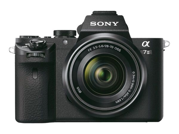 Sony α7 II ILCE-7M2 - digital camera - body onlySony α7 II ILCE-7M2 - digital camera - body only, , hi-res
