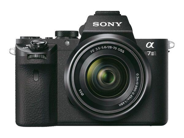 Sony α7 II ILCE-7M2K - digital camera FE 28-70mm OSS lensSony α7 II ILCE-7M2K - digital camera FE 28-70mm OSS lens, , hi-res