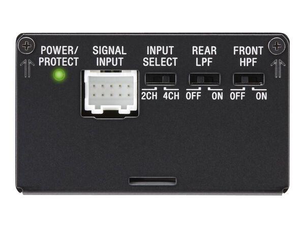Sony XM-S400D - car - amplifier - externalSony XM-S400D - car - amplifier - external, , hi-res