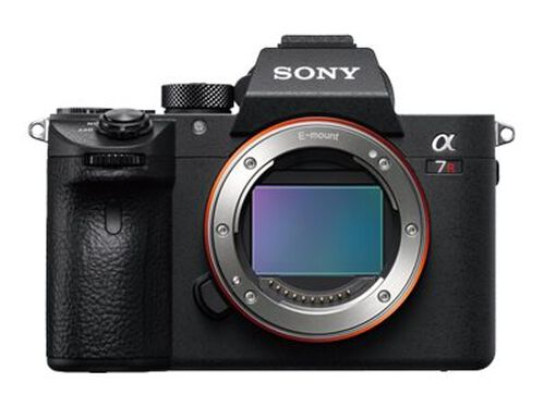 Sony α7R III ILCE-7RM3A - digital camera - body only, , hi-res
