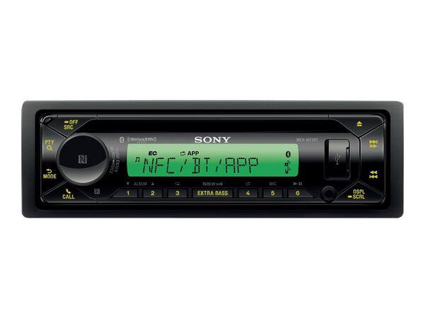 Sony MEX-M72BT - marine - CD receiver - in-dash unit - Full-DINSony MEX-M72BT - marine - CD receiver - in-dash unit - Full-DIN, , hi-res