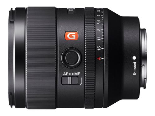 Sony G Master SEL35F14GM - wide-angle lens - 35 mm, , hi-res