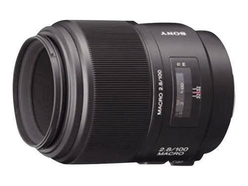 Sony SAL100M28 - macro lens - 100 mm, , hi-res
