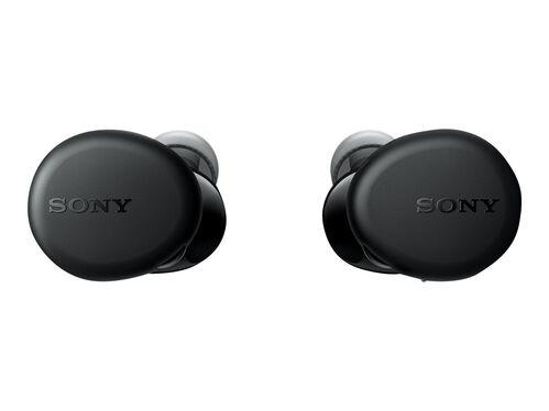 Sony WF-XB700 - true wireless earphones with mic, Black, hi-res
