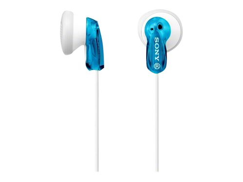 Sony MDR-E9LP - headphones, Blue, hi-res
