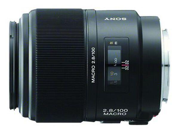 Sony SAL100M28 - macro lens - 100 mmSony SAL100M28 - macro lens - 100 mm, , hi-res