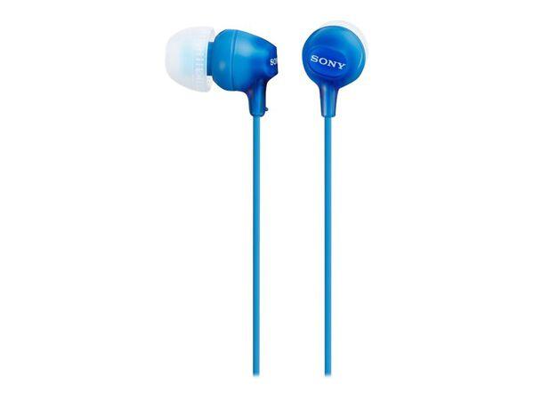 Sony MDR-EX15LP - earphonesSony MDR-EX15LP - earphones, Blue, hi-res