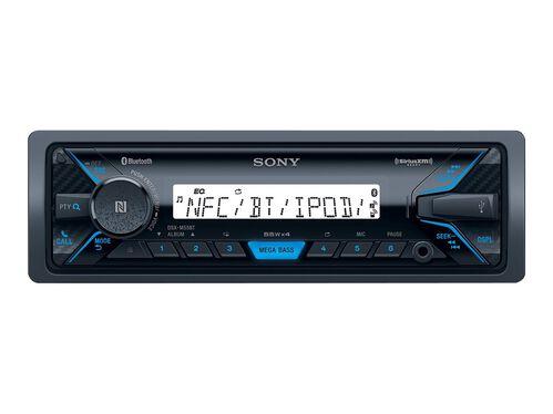 Sony DSX-M55BT - marine - digital receiver - in-dash unit - Full-DIN, , hi-res
