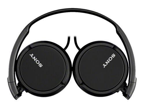 Sony MDR-ZX110 - headphones, Black, hi-res