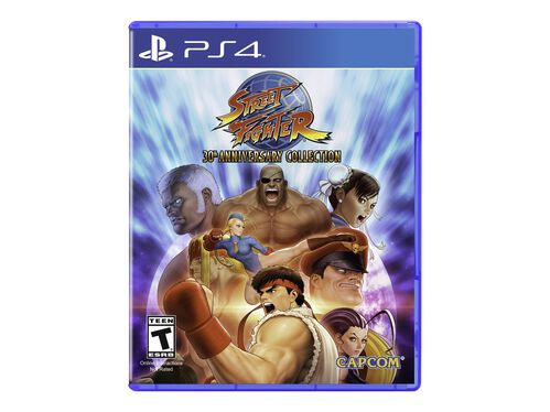 Street Fighter 30th Anniversary Collection - Sony PlayStation 4, , hi-res