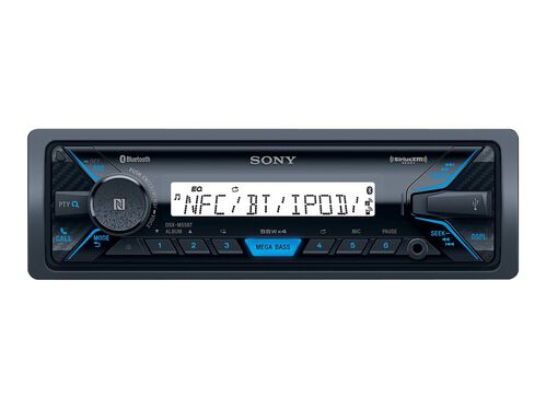 Sony DSX-M55BT - marine - digital receiver - in-dash unit - Full-DIN, , hi-res