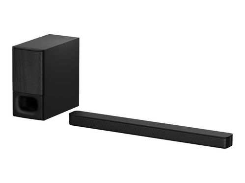 Sony HT-S350 - sound bar system - for home theater - wireless, , hi-res