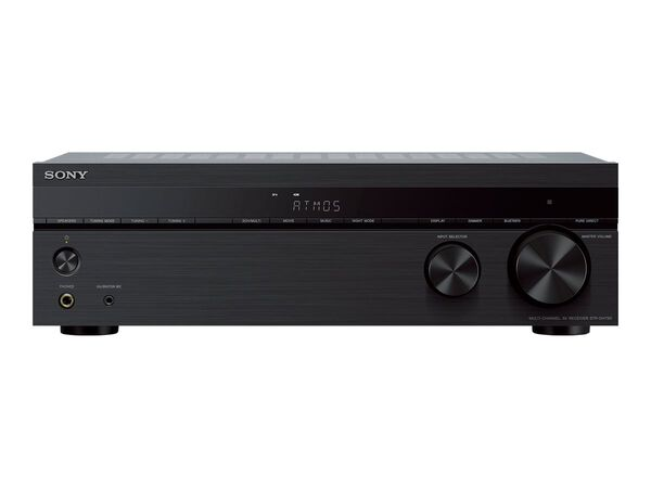Sony STR-DH790 - AV receiver - 7.2 channelSony STR-DH790 - AV receiver - 7.2 channel, , hi-res