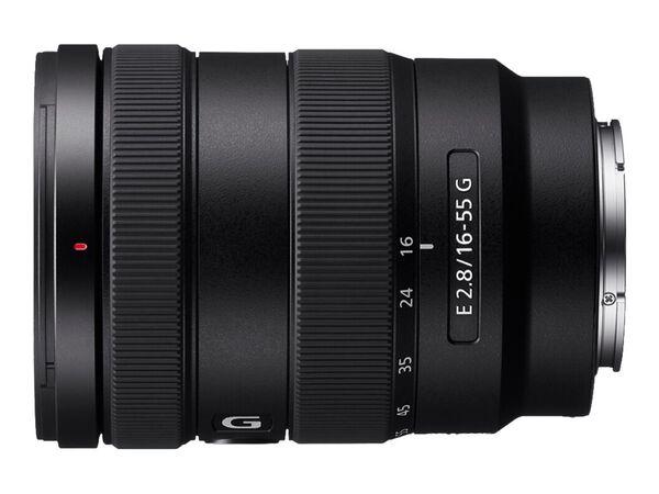 Sony SEL1655G - zoom lens - 16 mm - 55 mmSony SEL1655G - zoom lens - 16 mm - 55 mm, , hi-res