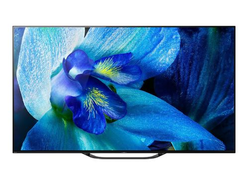 """Sony XBR-55A8G BRAVIA XBR A8G Master Series - 55"""" Class (54.6"""" viewable) OLED TV, , hi-res"""