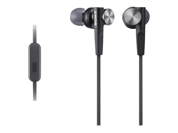 Sony MDR-XB50AP - earphones with micSony MDR-XB50AP - earphones with mic, Black, hi-res