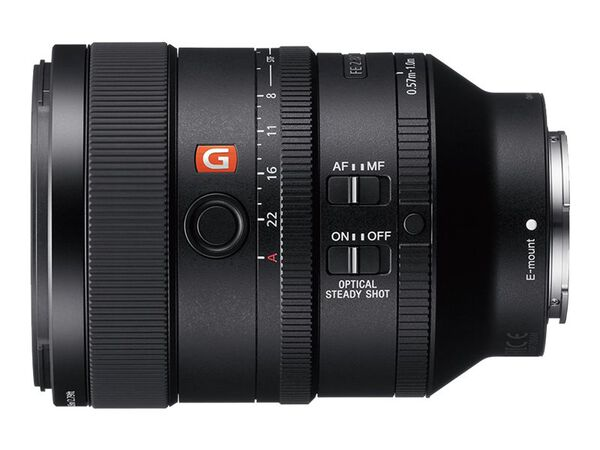 Sony G Master SEL100F28GM - telephoto lens - 100 mmSony G Master SEL100F28GM - telephoto lens - 100 mm, , hi-res