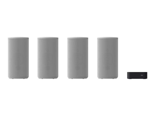 Sony HT-A9 - speaker system - for home theater - wireless, , hi-res