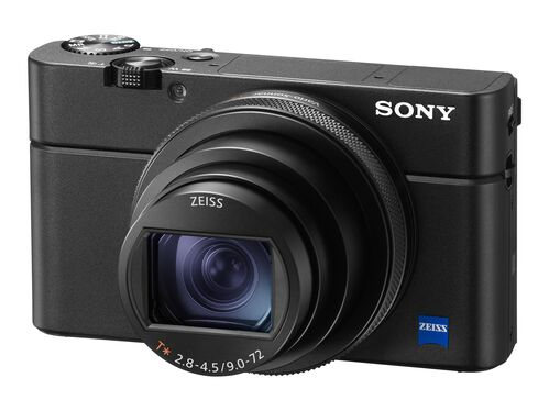 Sony Cyber-shot DSC-RX100 VI - digital camera - Carl Zeiss, , hi-res