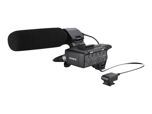 Sony XLR-K1M - microphone adapter kit, , hi-res
