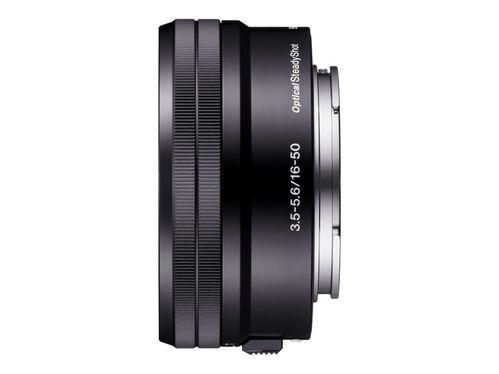 Sony SELP1650 - zoom lens - 16 mm - 50 mm, , hi-res