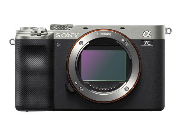 Sony α7C ILCE-7C - digital camera - body onlySony α7C ILCE-7C - digital camera - body only, Silver, hi-res