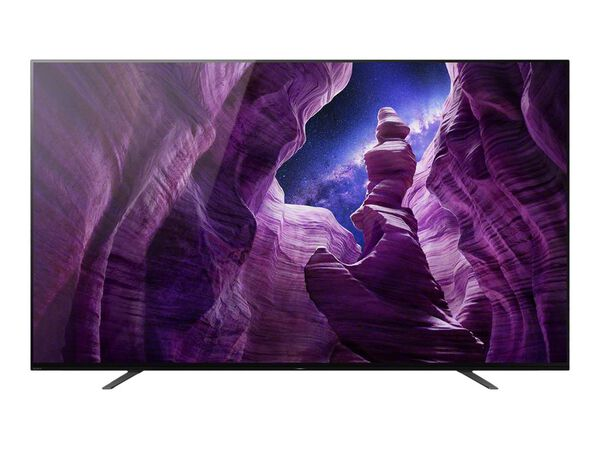 "Sony XBR-55A8H BRAVIA XBR A8H Master Series - 55"" Class (54.6"" viewable) OLED TV - 4KSony XBR-55A8H BRAVIA XBR A8H Master Series - 55"" Class (54.6"" viewable) OLED TV - 4K, , hi-res"
