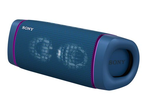 Sony SRS-XB33 - speaker - for portable use - wireless, , hi-res