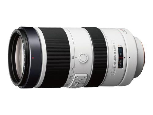 Sony SAL-70400G2 - telephoto zoom lens - 70 mm - 400 mm, , hi-res