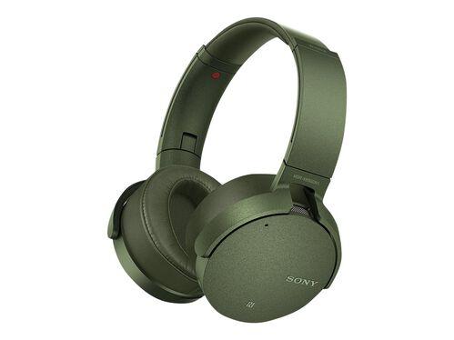 Sony MDR-XB950N1 - headphones, Green, hi-res