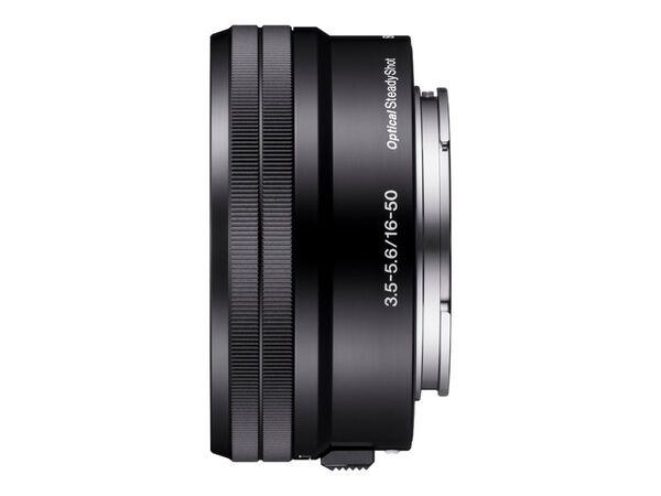 Sony SELP1650 - zoom lens - 16 mm - 50 mmSony SELP1650 - zoom lens - 16 mm - 50 mm, , hi-res
