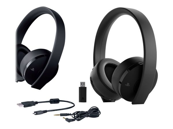 Sony new Gold Wireless Stereo Headset - headsetSony new Gold Wireless Stereo Headset - headset, , hi-res