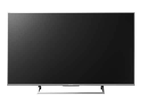 "Sony XBR-49X800E BRAVIA XBR X800E Series - 49"" Class (48.5"" viewable) LED TV, , hi-res"