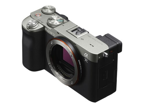 Sony α7C ILCE-7C - digital camera - body only, Silver, hi-res