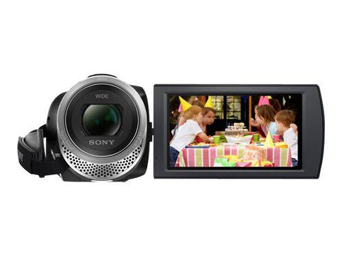 Sony Handycam HDR-CX455 - camcorder - Carl Zeiss - storage: flash card, , hi-res