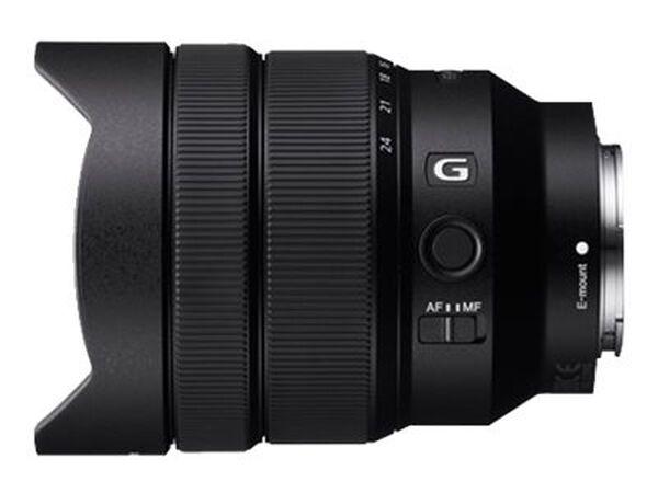 Sony SEL1224G - wide-angle zoom lens - 12 mm - 24 mmSony SEL1224G - wide-angle zoom lens - 12 mm - 24 mm, , hi-res