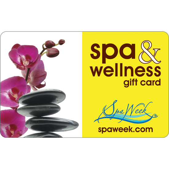 Spa Week: $50 Gift CardSpa Week: $50 Gift Card